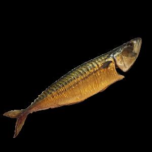 Gerookte Makreel (± 375gr.)