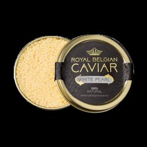 Kaviaar White Pearl