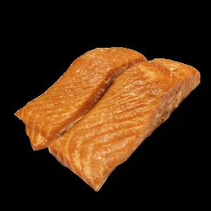 Zalmmoot warm gerookt (125 gr)